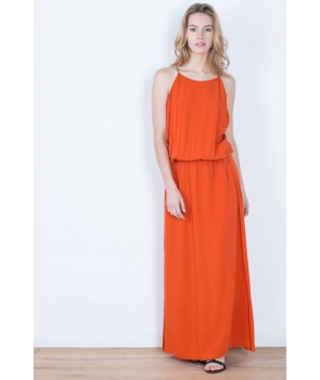 CARMEN Robe longue   - Pumpking