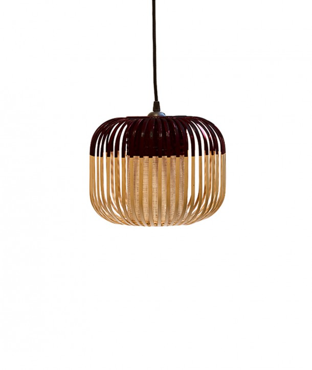 Suspension Bamboo light Noir XS - Forestier