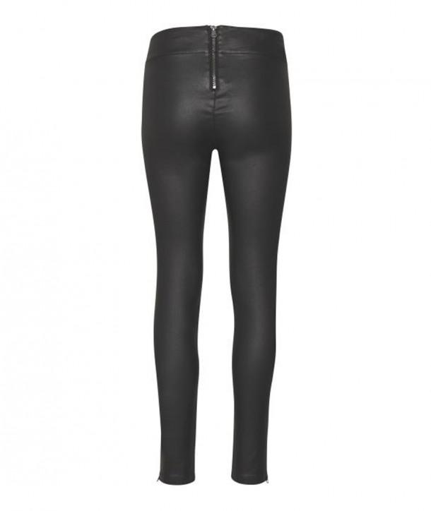 BELUS KATY Pantalon slim - Noir