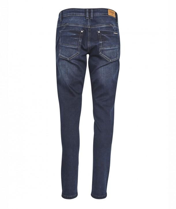 BAILEY POWER Jean stretch - Bleu jean foncé