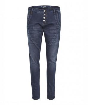 BAILEY POWER Jean stretchS - Bleu jean foncé