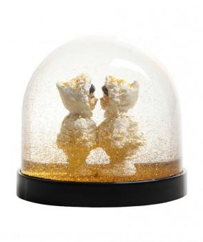 Boule à Neige Eskimo Gold - Klevering