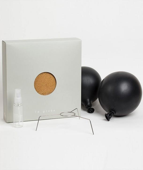 Globe GRAPHITE taille XS Diamètre 25