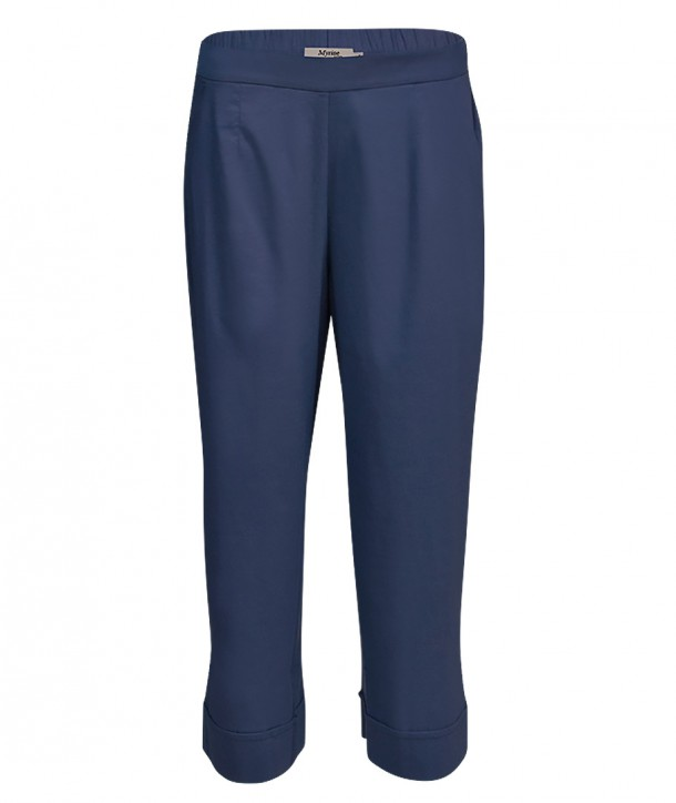 BASIEL Pantalon 7/8 - Bleu royal