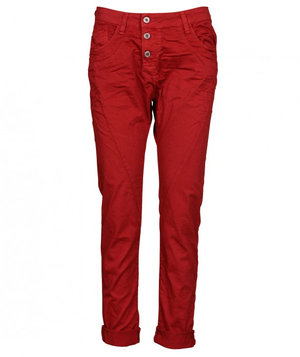 Jean toile P78 -  Iron Red
