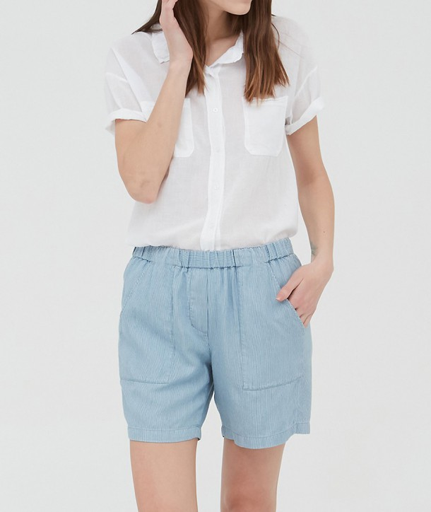 SONAR Short Indigo light blue