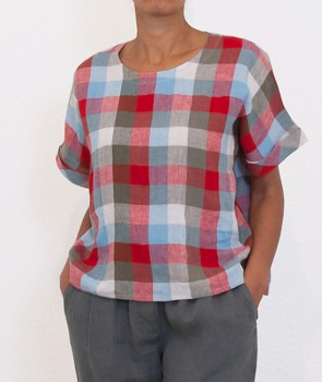 DIABOLO Blouse - Multico