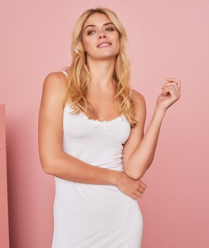 LISE Sous robe - Crème
