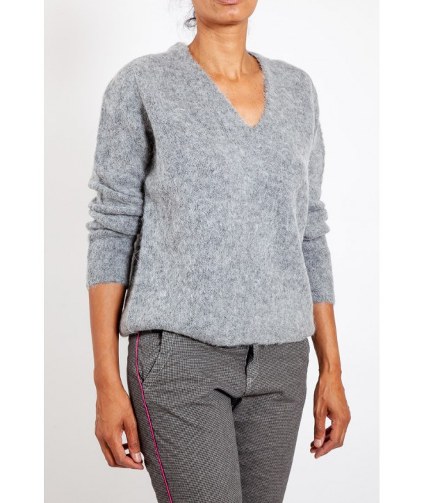 MIEL Pull - Gris