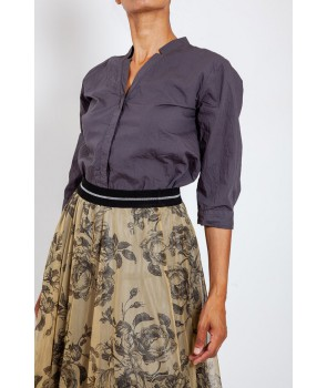 IMPUS Blouse - Stone
