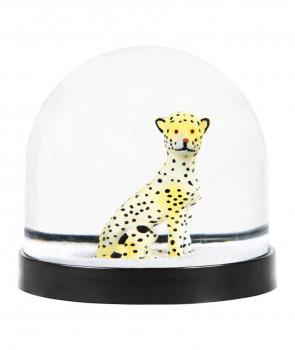 Boule à Neige Leopard - Klevering