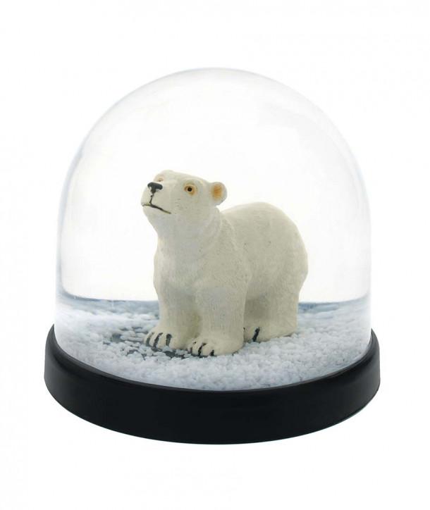 Boule à Neige Ours Blanc - Klevering