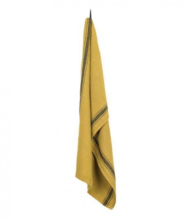 Torchon en Lin Lavé OLBIA - 14 coloris - Set de 6 pièces - HARMONY