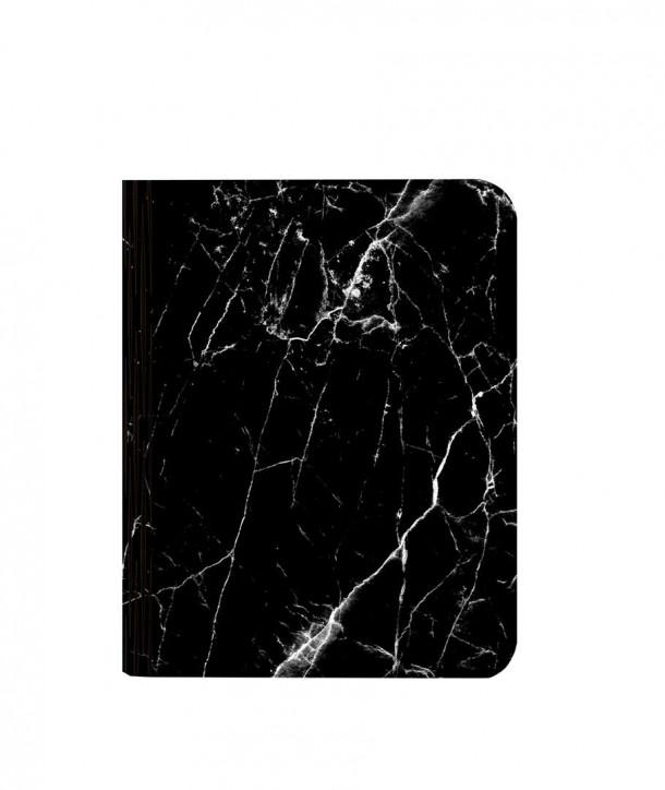 Lampe livre Mini Marbre Noir - Oobook