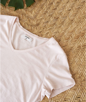 NAIA Tee shirt - Rose