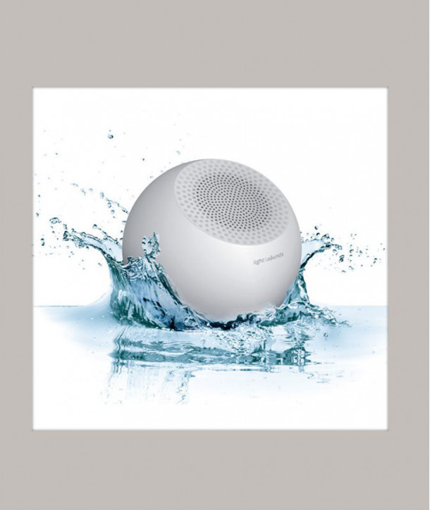 Enceinte Lumineuse bluetooth WAVE - B For Design