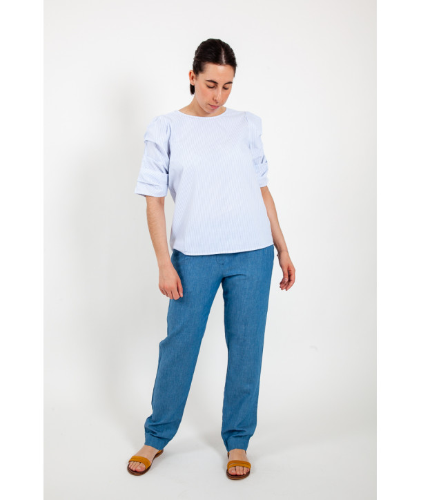 BLENNY Pantalon Denim