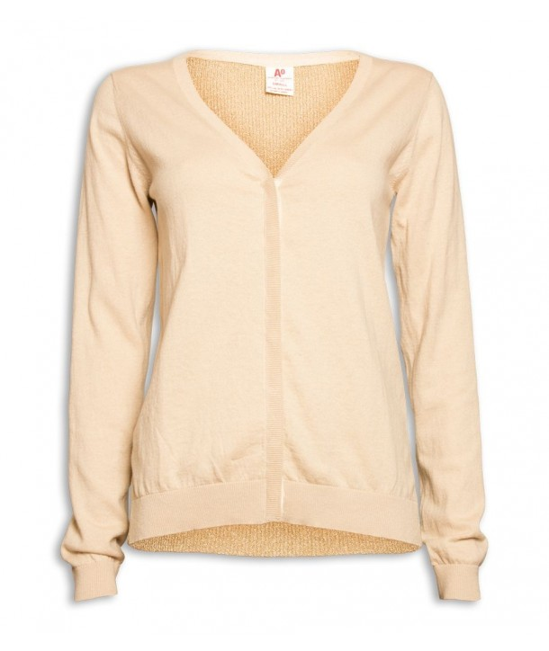 Cardigan PEPPER Beige