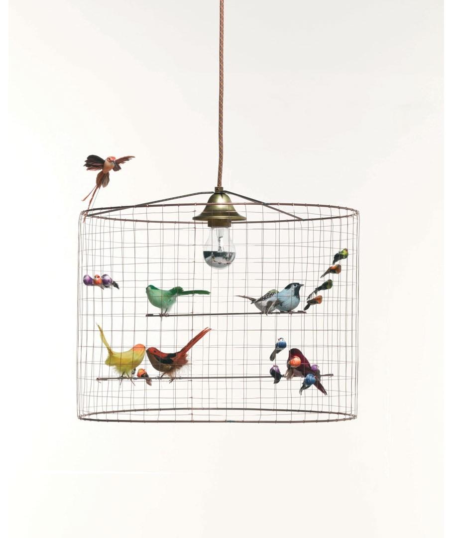 suspension petite voli re 45cm mathieu challi res. Black Bedroom Furniture Sets. Home Design Ideas