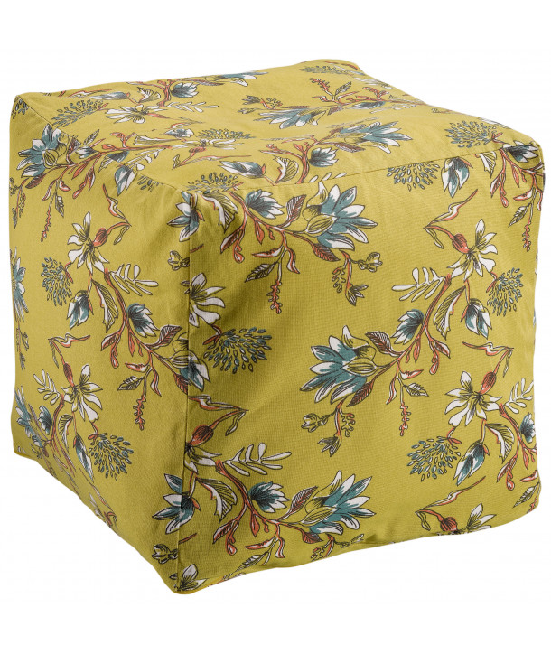 Pouf Porto Curry 40 x 40 x 40