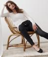 Cream BAIILY Power Stretch Jean