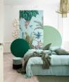 Drap Housse DILI en Gaze de Coton - 7 coloris - HARMONY