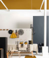 Nappe de table lin lavé CALVI - 2 coloris - Harmony