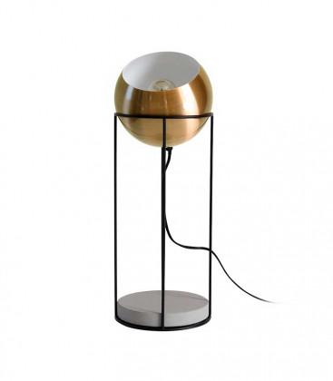 Lampe de table WILSON Laiton - Red Cartel
