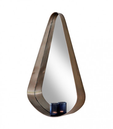 Miroir FINLEY Copper - Red Cartel