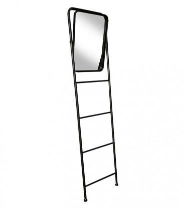 Miroir métal sur pied SHELTON - Red Cartel