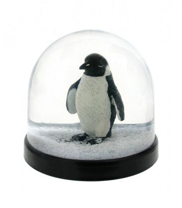 Boule à Neige Pingouin - Klevering