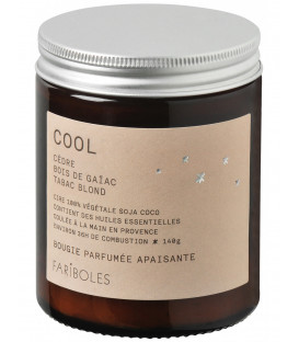 Bougie Fariboles 140g - Cool