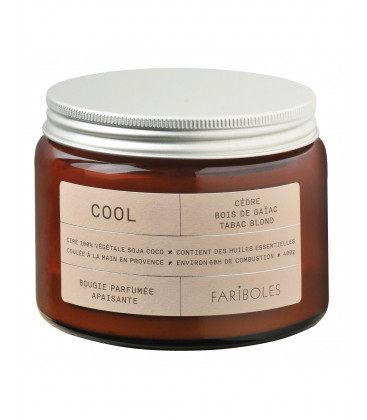 Bougie Fariboles 400g - Cool