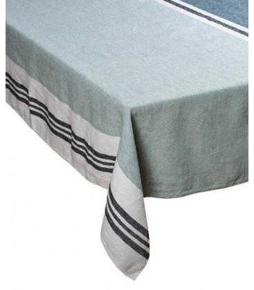 Nappe de table lin tissé TREVISE - 4 coloris - Harmony
