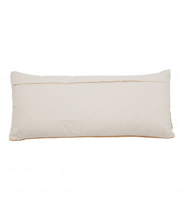 Coussin long en coton bicolore - BEANNA - Bloomingville