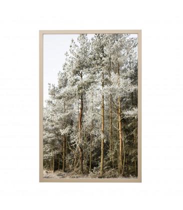 Cadre, Naturel, MDF SATINA - Bloomingville