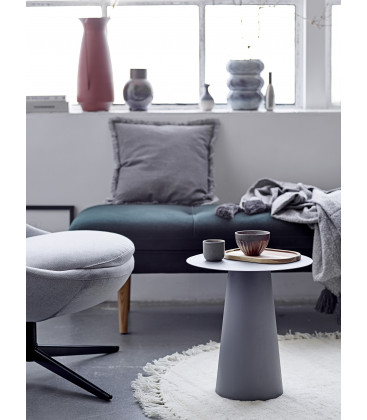 Vase en métal marron - RIKKEGRO - Bloomingville