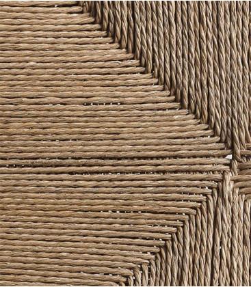Chaise en teck et corde - Dareels