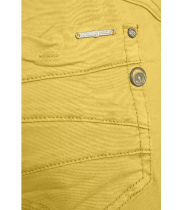 LOTTE Pantalon - Coco Fit Spicy Mustard - Cream Clothing