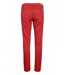 LOTTE Pantalon - Coco Fit Aurora Red - Cream Clothing