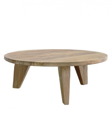 Table basse en Teck recyclé - HK Living