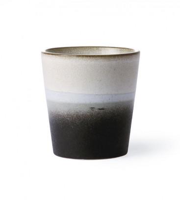 Mug céramique Rock - HK Living
