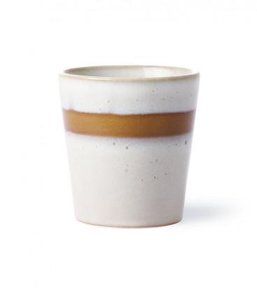 Mug céramique Snow - HK Living