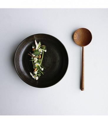 Assiette céramique KYOTO - HK Living