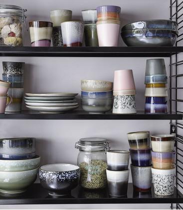 Set de 6 Mug céramique - HK Living