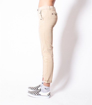 HONORE Pantalon Chino - Sahara - Hod Paris