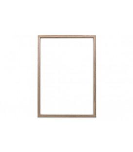 Cadre Bois avec vitre NKUKU - Mango Wood - 36 x 29 cm