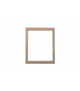 Cadre Bois avec vitre NKUKU - Mango Wood - 20 x 25 cm