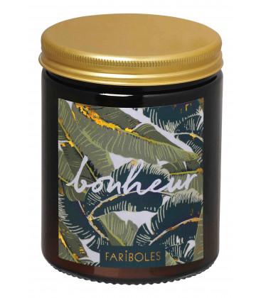 Bougie Fariboles 140g Morea - Bonheur