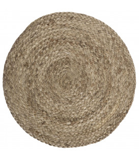 Set de Table Rond en Jute - Ib Laursen
